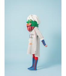 Bobo Choses Pocket Dress PLASTIC IS OVER Bobo Choses Pocket Dress PLASTIC IS OVER