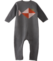Bobo Choses Rib Jumpsuit FISH Bobo Choses Rib Jumpsuit FISH