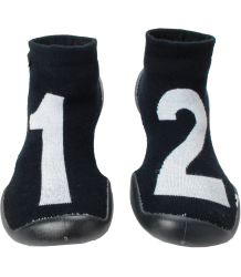 Nununu Collegien Slippers NUMBER Nununu Collegien Slippers NUMBER