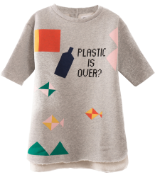 Bobo Choses Pocket Dress PLASTIC IS OVER Bobo Choses Pocket Dress PLASTIC IS OVER