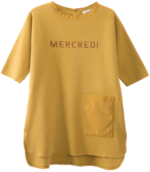 Bobo Choses Pocket Dress MERCREDI Bobo Choses Pocket Dress MERCREDI