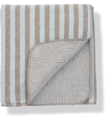 1+ in the Family LAIA Stripes Jersey Blanket 1  in the Family LAIA Stripes Jersey Blanket