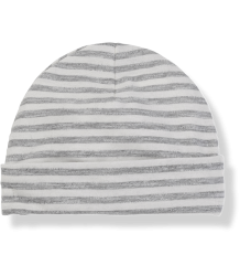 1+ in the Family EVA Beanie 1  in the Family Leo Bonnet grey striped