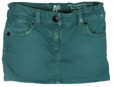 American Outfitters Colour 3-Pocket Skirt
