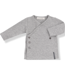 1+ in the Family MARIA NewBorn Shirt 1  in the Family Maria New Born Shirt grey