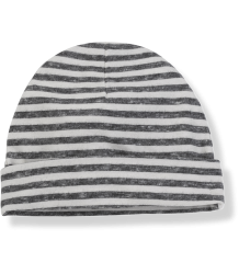1+ in the Family EVA Beanie 1  in the Family EVA Beanie anthracite striped