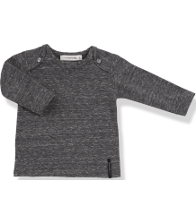 1+ in the Family NORMAN Long Sleeve T-shirt 1  in the Family Norman Long Sleeve T-shirt Anthracite