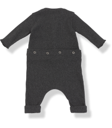 1+ in the Family TOBIAS Jumpsuit 1  in the Family TOBIAS Jumpsuit anthracite