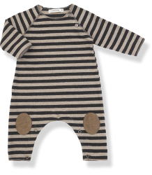 1+ in the Family MARK Jumpsuit 1  in the Family MARK Jumpsuit beige anthracite