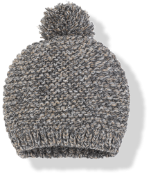 1+ in the Family SIENA Beanie 1  in the Family SIENA Beanie anthracite