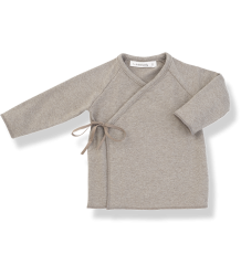 1+ in the Family MYLA NewBorn Shirt 1  in the Family MYLA NewBorn Shirt beige