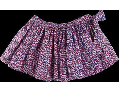 Simple Kids Giulia Skirt LEOPARD