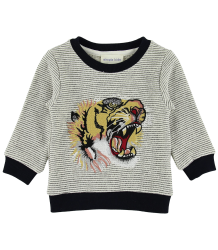 Simple Kids TIGER Sweatshirt Stripes Simple Kids TIGER Sweatshirt Stripes
