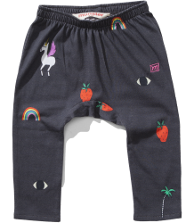 Munster Kids Unders Pants Munster Kids UNDERS Pants black