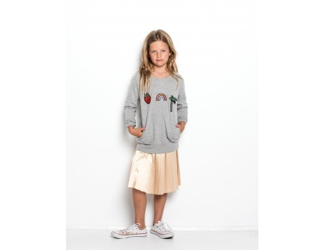Munster Kids Abi Star Sweatshirt