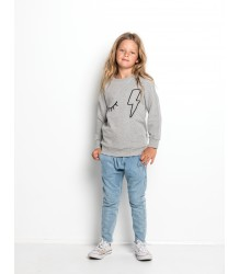 Munster Kids National Sweatshirt Munster Kids National Sweatshirt grey melange