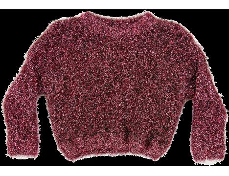Caroline Bosmans Knitted Sweater LUREX
