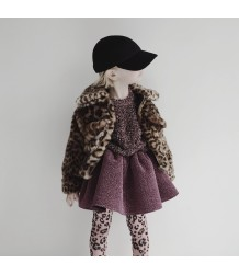 Knitted Sweater LUREX Caroline Bosmans Knitted Sweater LUREX rosa