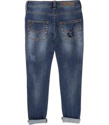 Zadig & Voltaire Kids Megan Denim Pants GUITAR Zadig & Voltaire Kids Denim Pants GUITAR