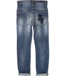 Zadig & Voltaire Kids Roy Denim Pants ZV Zadig & Voltaire Kids Roy Denim Pants ZV