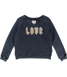 Zadig & Voltaire Kids Liberty Sweater LOVE Zadig & Voltaire Kids Sweat Shirt LOVE