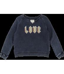Zadig & Voltaire Kids Liberty Sweater LOVE Zadig & Voltaire Kids Sweat Shirt LOVE