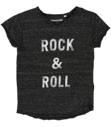 Zadig & Voltaire Kids T-shirt ROCK & ROLL Zadig & Voltaire Kids T-shirt ROCK & ROLL
