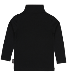 Mói Polo Neck Top Moi Polo Neck Top black