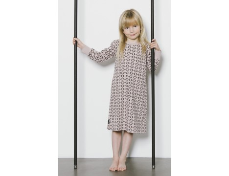 Mói Pajamas Dress PATTERN