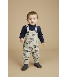 Soft Gallery Willow Sweat Dungarees DASHING Soft Gallery Willow Sweat Dungarees DASHING
