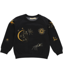 Soft Gallery Babs Sweatshirt GALAXY Soft Gallery Babs Sweatshirt GALAXY embrodery
