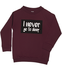 Little Man Happy NO SLEEP Basic Sweater Little Man Happy NO SLEEP Basic Sweater