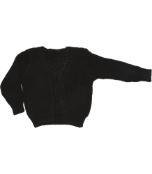 Mingo Knitted Cardigan Mingo Knitted Cardigan black