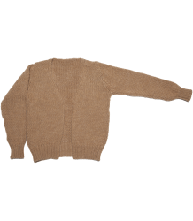 Mingo Knitted Cardigan Mingo Knitted Cardigan rawhide