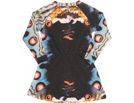 Popupshop Robbie LS Dress BUTTERFLY