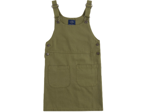 Popupshop Overall Dress