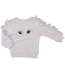 Noé & Zoë College Sweater EYES Noe & Zoe College Sweater EYES