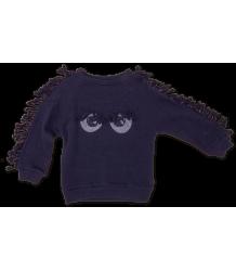 Noé & Zoë College Sweater EYES Noe & Zoe College Sweater EYES