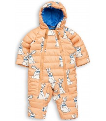 Mini Rodini Insulator Baby Overall RABBIT Mini Rodini Insulator Baby Overall RABBIT