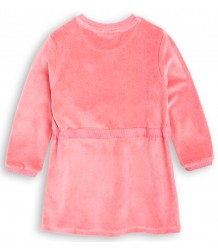Mini Rodini FOX Velours Dress Mini Rodini FOX Velours Dress pink