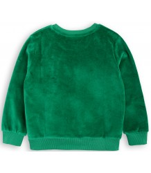 Mini Rodini FOX Velours Sweatshirt Mini Rodini FOX Velours Sweatshirt