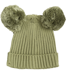 Mini Rodini Ear Hat Mini Rodini Ear Hat green