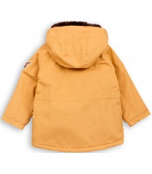 Mini Rodini DOG Parka Mini Rodini DOG Parka beige