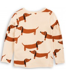 Mini Rodini DOG LS Tee Mini Rodini DOG LS Tee