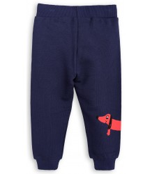 Mini Rodini DOG SP Sweatpants Mini Rodini DOG SP Sweatpants navy