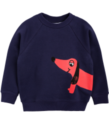 Mini Rodini DOG SP Sweatshirt Mini Rodini DOG SP Sweatshirt navy