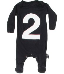 Nununu Footed Overall NUMBER Nununu Footie Overall NUMBER