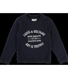 Zadig & Voltaire Kids Sweatshirt RIVE DROITE Zadig & Voltaire Kids Sweatshirt RIVE DROITE