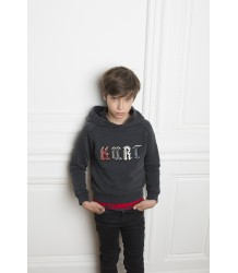 Zadig & Voltaire Kids Hooded Sweatshirt KURT Zadig & Voltaire Kids Hooded Sweatshirt KURT