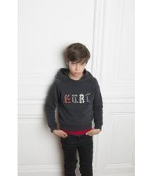 Zadig & Voltaire Kids Hooded Sweatshirt KURT Zadig & Voltaire Kids Hooded Sweatshirt KURT